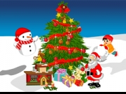 Play Gorgeous Christmas Tree