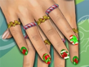 Play Christmas Nails