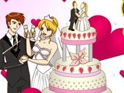 Play Color my wedding cake