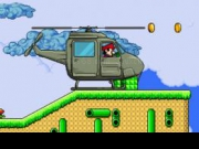 Play Mario Helicopter