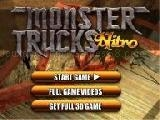 Play Monster truck nitro