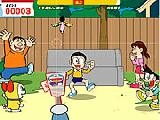 Play Japanese badminton