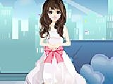 Play Cute bride wedding