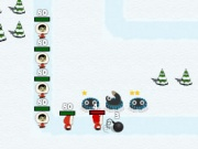 Play Antarctic defence