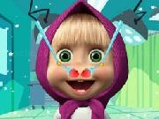 Play Masha Nasal Congestion