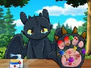 Play Toothless Claws Doctor