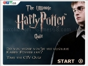 Play Harry potter quiz