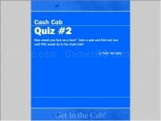 Play Cash cab quiz 2