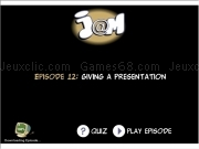 Play Jam episode 12 - giving a presentation
