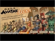 Play Avatar arena create your character