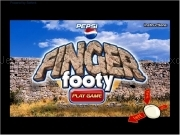 Play Pepsi finger footy
