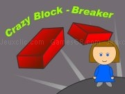 Play Crazy block breaker