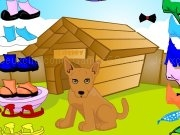 Play Brown Puppy Dressup