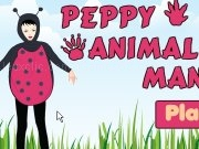 Play Peppy animals mania