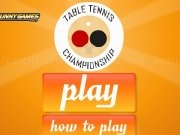Play Table tennis championship