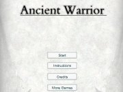 Play Ancient warrior