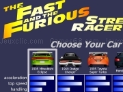 Play The fast and furious street racer