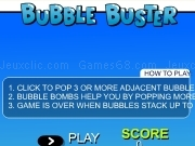 Play Bubble buster
