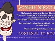 Play Zombie shooter 3