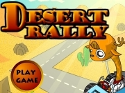 Play Desert rally