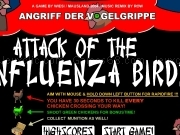 Play Attack of the influenza birds