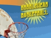 Play Bobblehead basketball