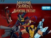 Play Wolverine and the Xmen - adventure factory