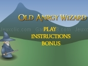 Play Old angry wizard