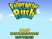 Play Rollercoaster rush
