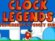 Play Clock legends - strawberrys Peggey hunt