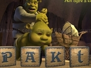 Play Ogre baby word scramble
