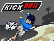 Play Kick ball