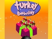 Play Turkey bowling