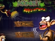 Play Monkey adventure