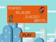 Play Super Flash Mario Bros.