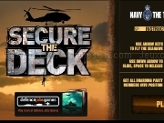 Play Secure the deck
