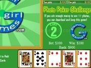 Play Poker girl