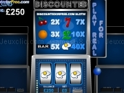 Play Discounted slots
