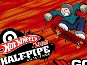 Play Half pipe challenge