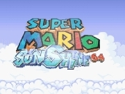 Play Super Mario sunshine 64