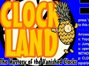 Play Clock land - the mystery of the vanished clocks