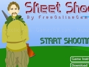 Play Skeet shooting