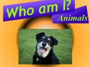 Play Who am I ? Animals