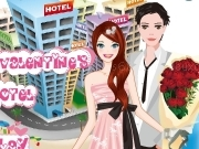Play Shining valentines hotel