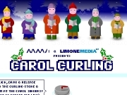 Play Carol curling