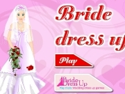 Play Bride dress up