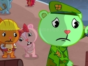Play Happy tree friends - Happy trail part 2 - jumping the shark