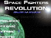 Play Space fighters revolution