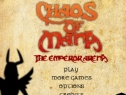 Play Chaos of mana - The emperor arena
