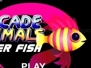 Play Arcade animals - super fish